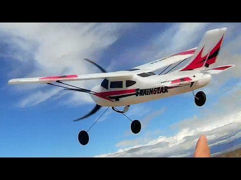 Volantex V761 Trainstar Easiest RC Airplane