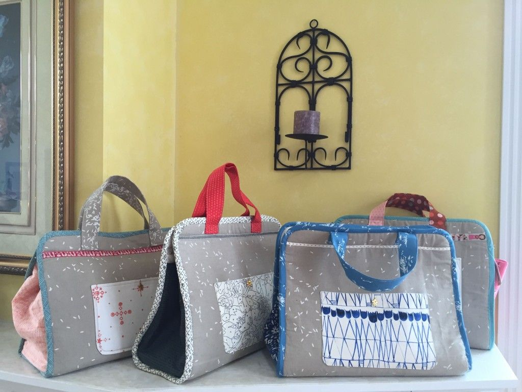 Makers Tote Making And Toting