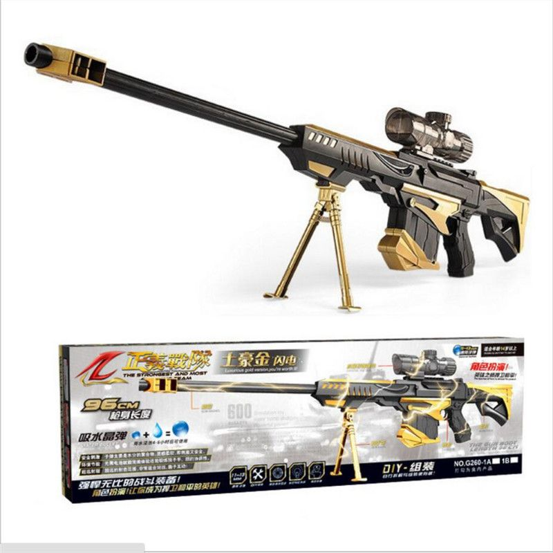 Idear Modern Military Wars M1887 Gun Legoing Building Block Assemblage Model Bricks With Soft Bullet Toys For Boys Gifts Less Expensive Model Building
