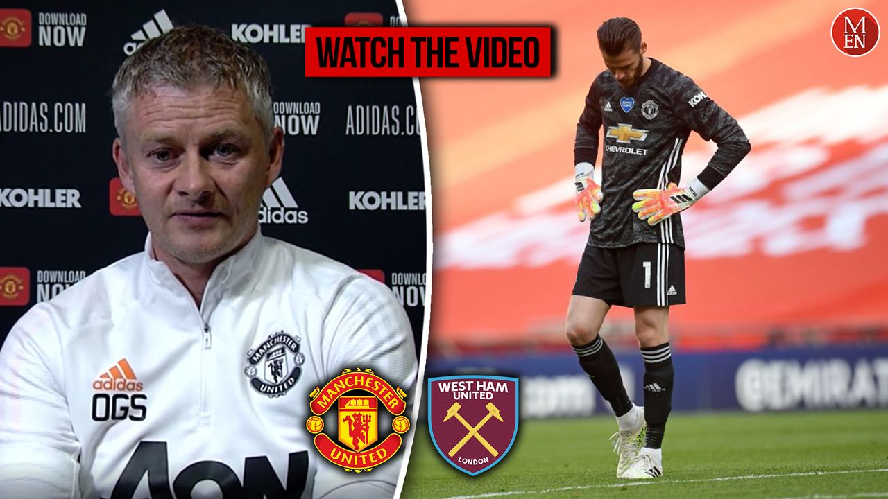 Manchester United Vs West Ham Live Updates Nyongesa Sande In 2020 Manchester United West Ham Sande