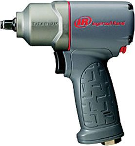 Ingersoll-rand 3/8'' Dr. Titanium Ultra Duty Air Impactool