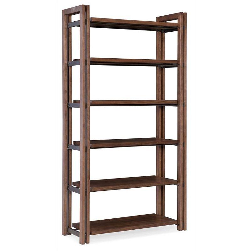 Elon 1650 10445 Mwd Bookcase By Hooker Furniture Hooker Outlet