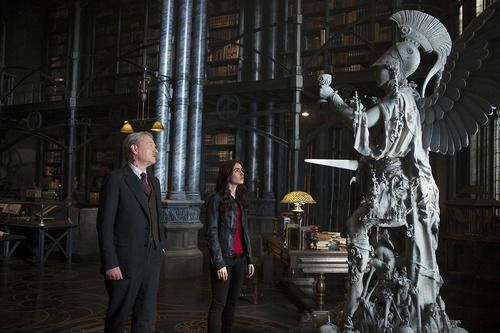 Three New Mortal Instruments City Of Bones Stills From Inside The Institute Libraryview Post With Images City Of Bones The Mortal Instruments To The Bone Movie