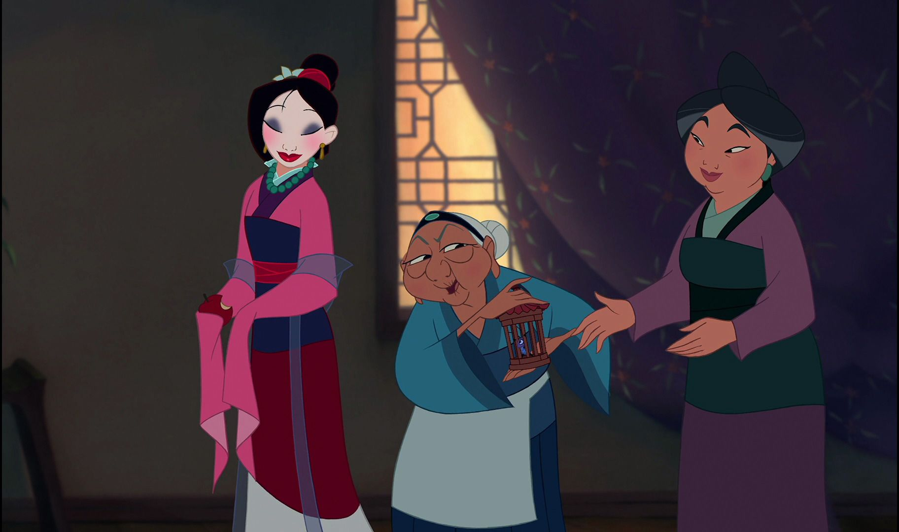 Mulan (1998) (With images) Disney pixar characters, Mulan