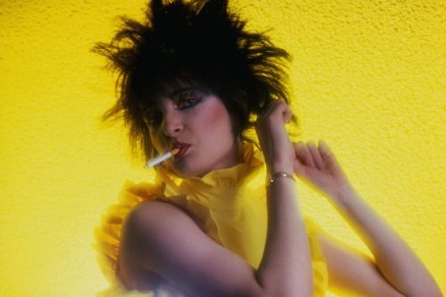 "nickdrake: "" Siouxsie Sioux. """