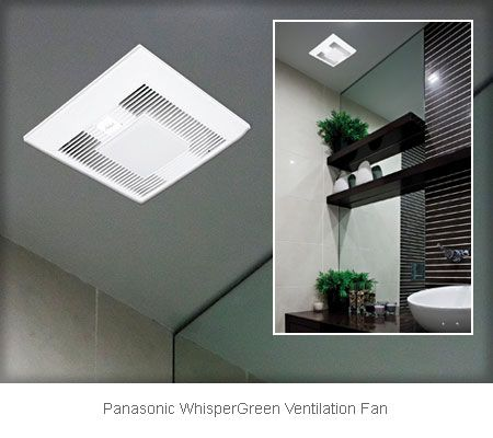 If You Remodel Your Bath In MA You Must Install A Ceiling Exhaust - Flush mount bathroom exhaust fan for bathroom decor ideas