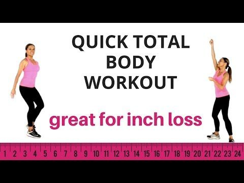 153 home fitness total body workout  melt off inches