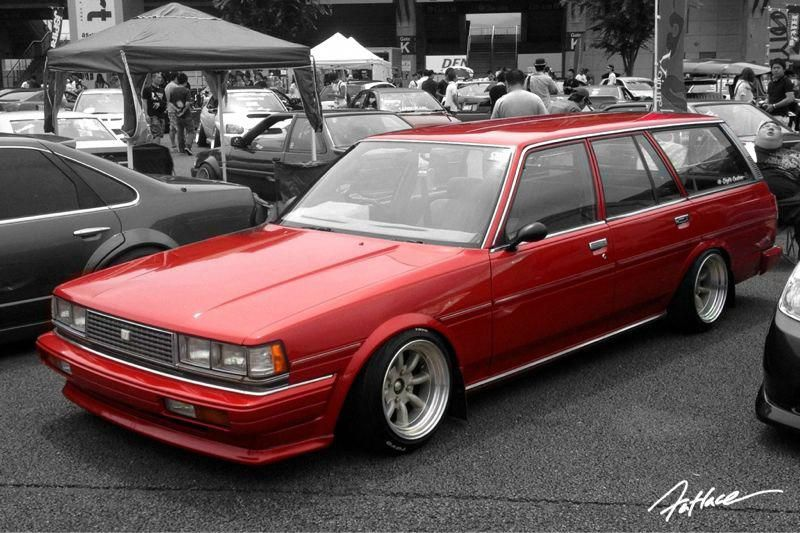 Pin By Frp On Toyota Wagon Nation In 2020 Toyota Cressida Classic Cars Toyota Century