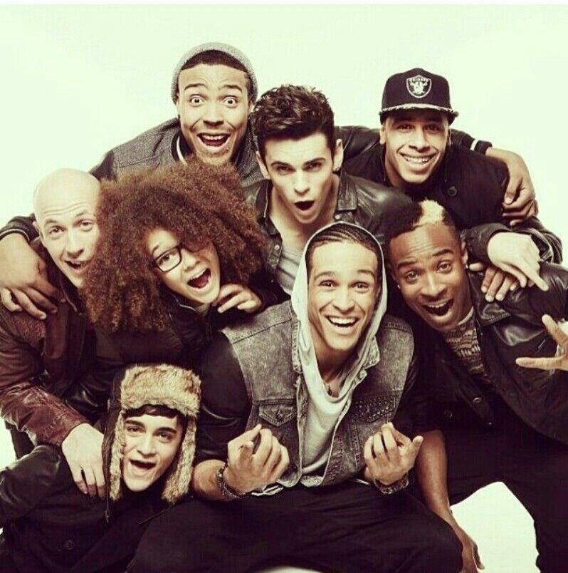 Diversity Dancing Group 81