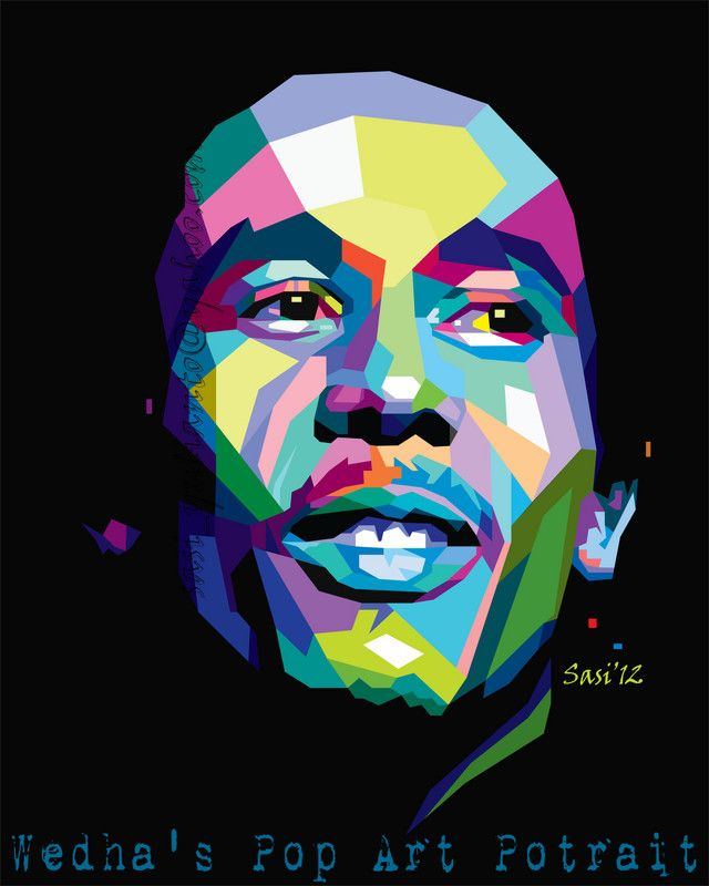 f8826a09da Bob Marley, by Somesee (Sasi Yulianto). Great color and vector work ...