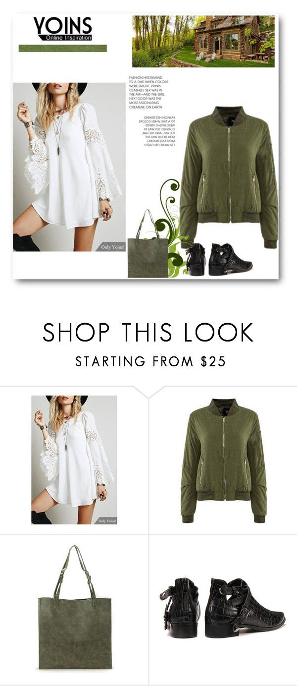 """""""Yoins contest"""" by eddy-smilee ❤ liked on Polyvore featuring women's clothing, women's fashion, women, female, woman, misses, juniors and yoins"""