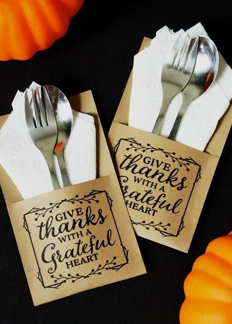 List of Good Looking Thanksgiving Decoration DIY Project 8