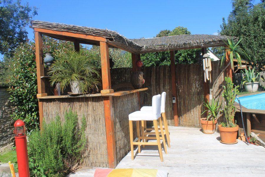 Paillote, terrasse, terracce, home, décoration, déco d\u0027internaute