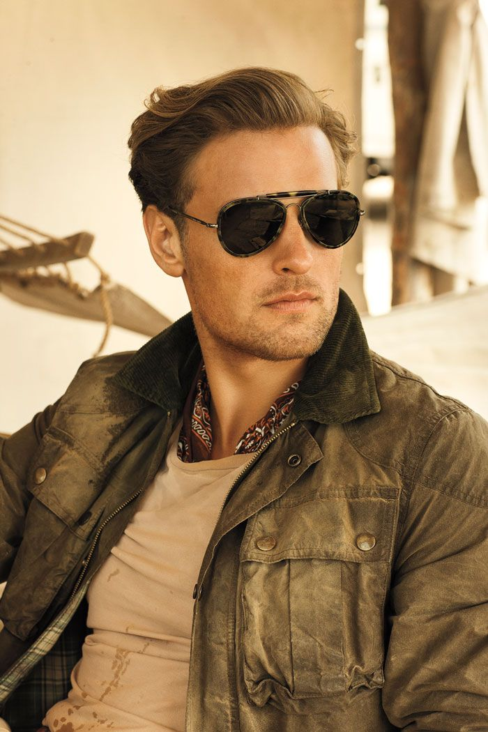 Discover the new collection of eyewear inspired by the adventure-seeking style of an African safari