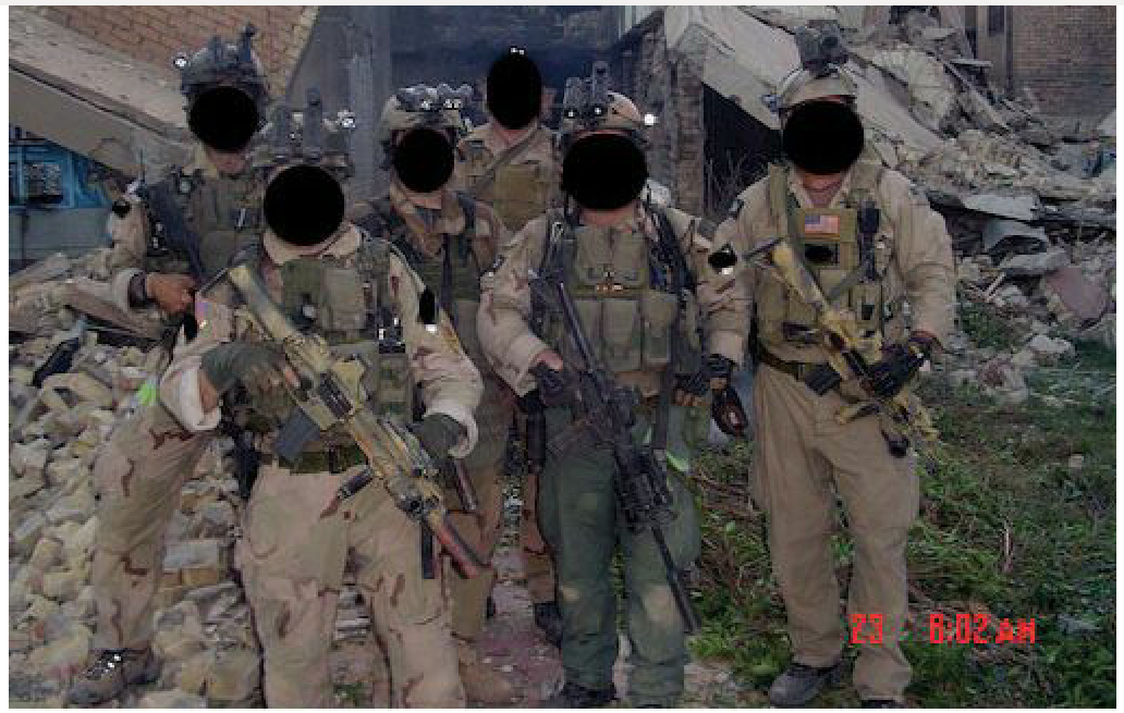 cag and devgru delta force military