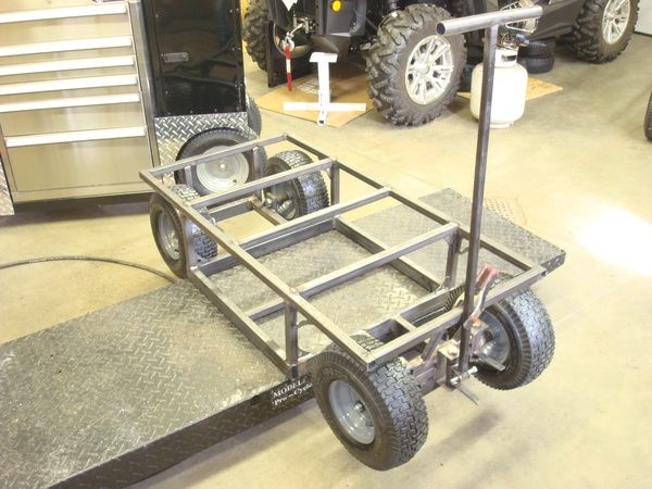 Pit Cart Rolling Chassis For Sale In Hamilton In