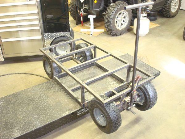 Pit Cart Pit Box Tool Cart Welding Cart Garage Workshop
