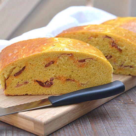 Portuguese Meat Bread