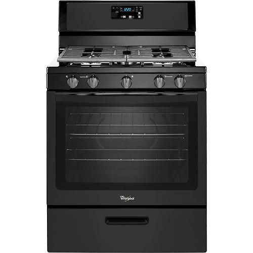 "Whirlpool 30"" Gas Range with Five BURNERS!!"