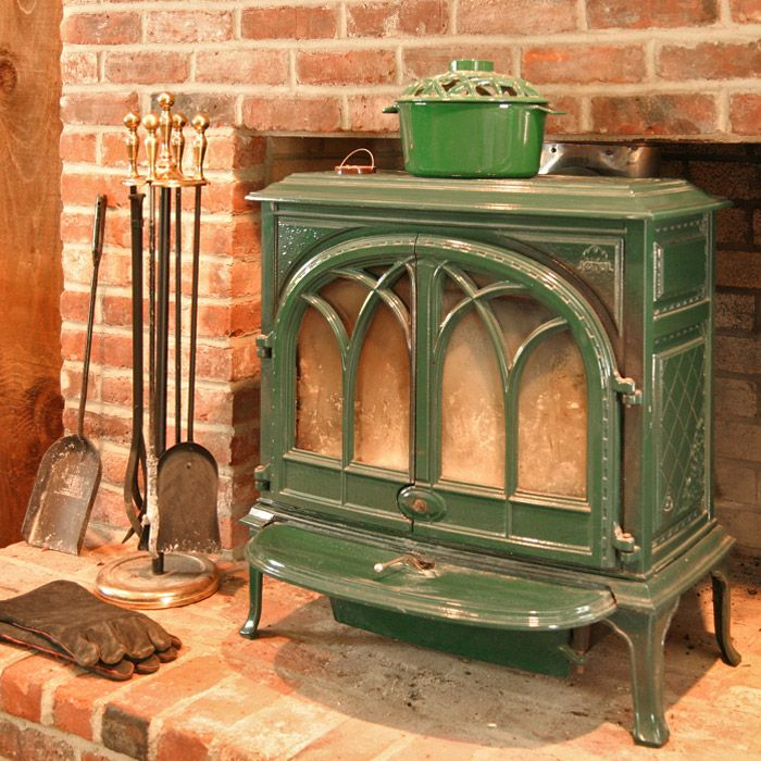 Image Result For Installing A Wood Burning Stove In An