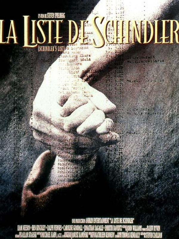 Films Qui Fetent Leur 20 Ans Cette Annee 2013 Films De Guerre Film La Liste De Schindler