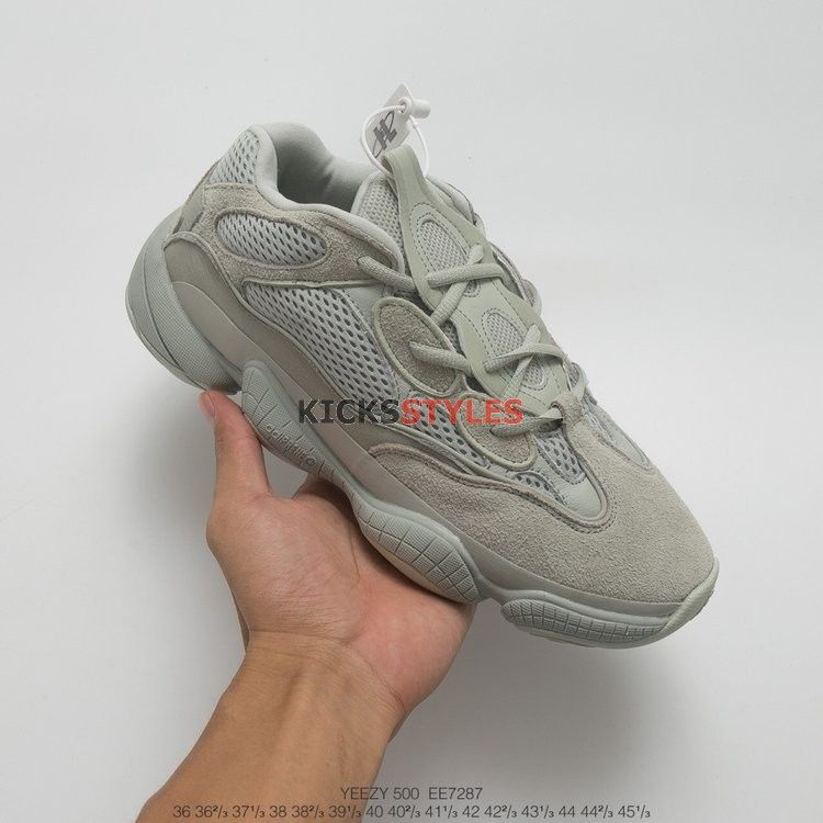 detailed pictures a6952 d866a Yeezy 500 'Salt' EE7287 | Yeezys in 2019 | Yeezy, Yeezy 500 ...