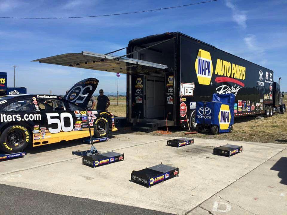 Chris Eggleston In Idaho K N Pro Series West Motorsport