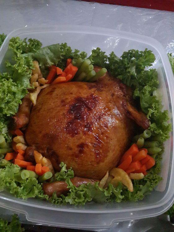 Resep Ayam Kodok Ncc Oleh Febryani Chourmain Cookpad Resep Ayam Resep Masakan Masakan