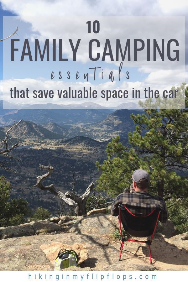 Photo of Camping Gear Picks That Save Space in Your Car | HikingInMyFlipFlops