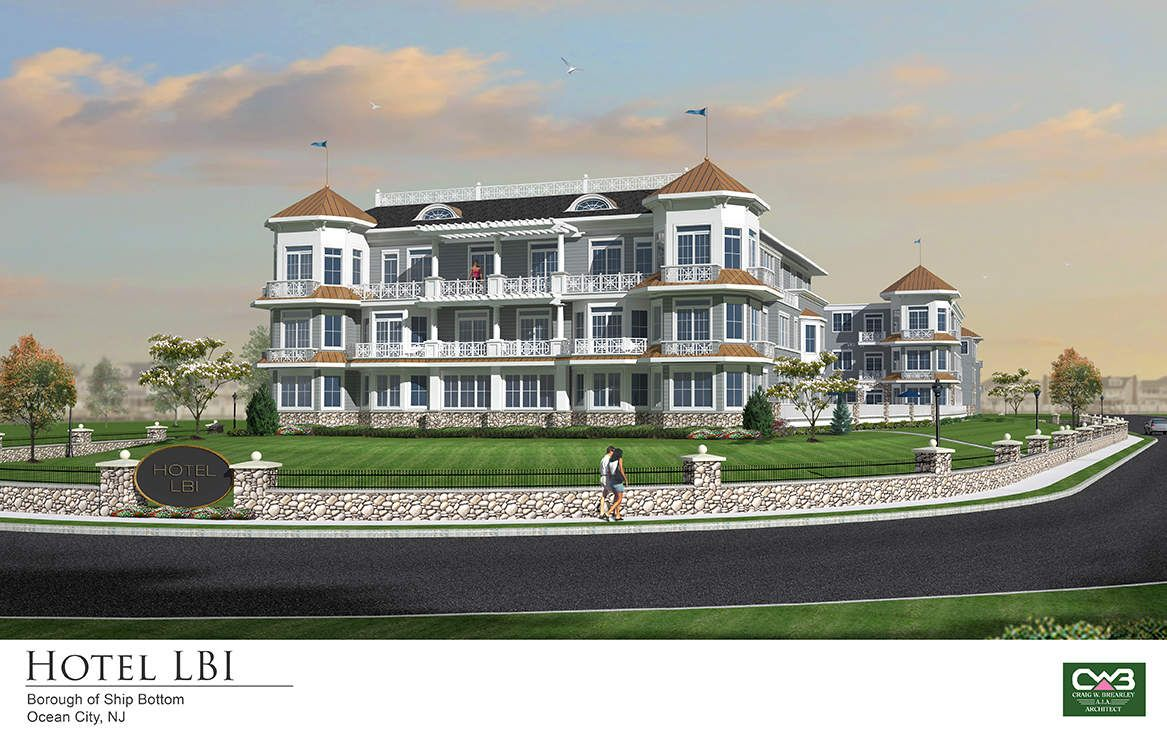 Proposed Hotel Lbi Undergoing Minor Revisions The Sandpaper