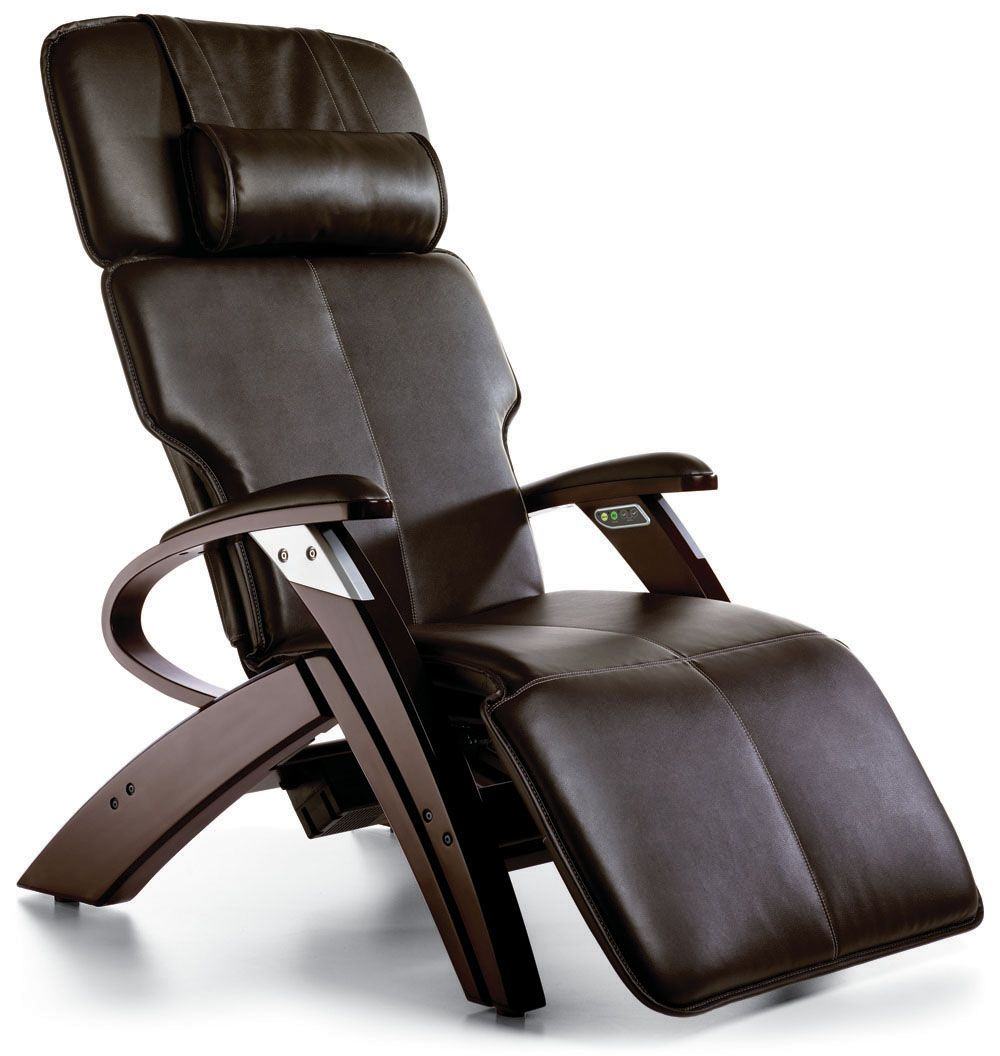 ReclinerEspresso Electric Power Recline 551 Vinyl Zero Gravity Recliner  . Office Chair Recline. Home Design Ideas