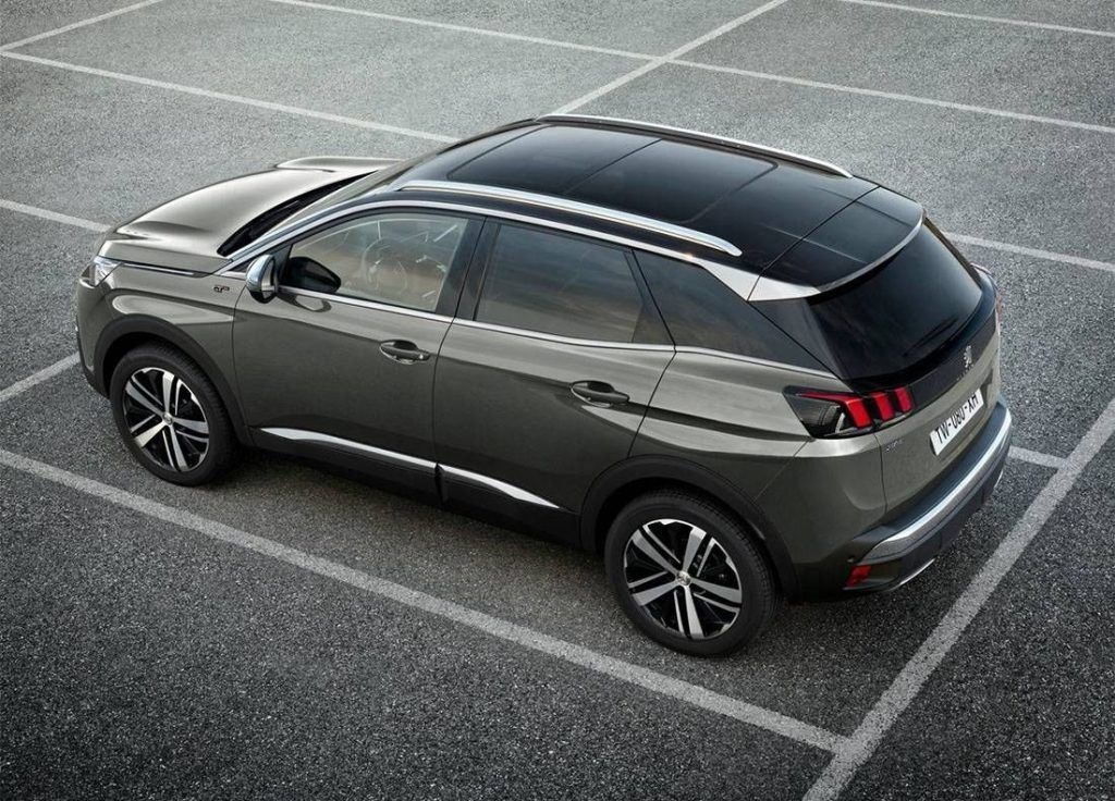 2019 Peugeot 3008 Hybrid Overview Interior Release Date Dream