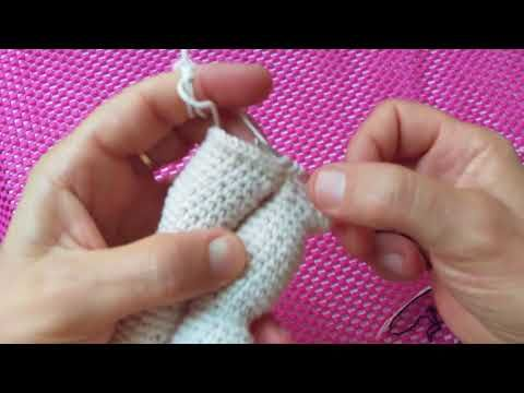 Videolu, Amigurumi Parmak Nasıl Yapılır? - Mimuu.com | 360x480