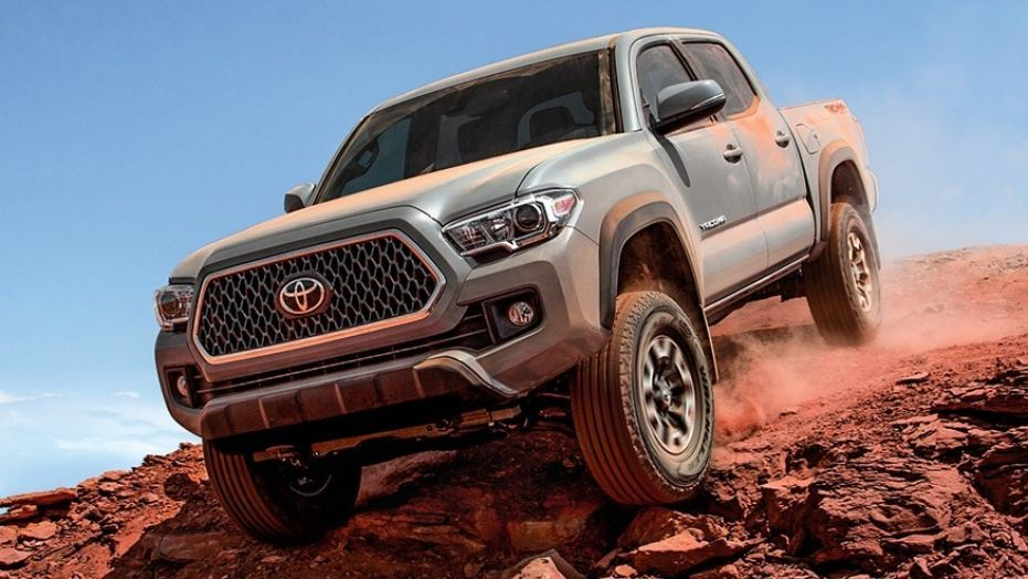 Casonoffroad Toyota Trucks Top Resale Value Awards For 2018 According To The Latest Report From Kelly Blue B Toyota Tacoma Toyota Trucks Toyota Tacoma Trd