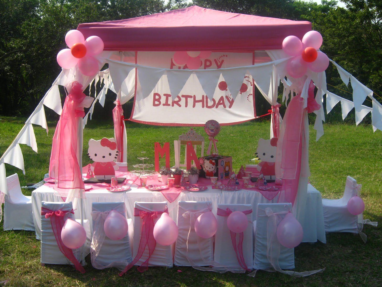 Mia S Hello Kitty Party Hello Kitty Party Hello Kitty Birthday