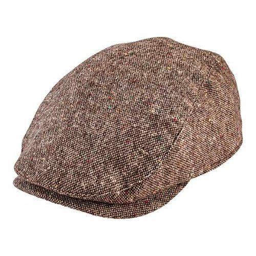 Children S San Diego Hat Company Tweed Flat Cap Ctk4197 Brown Flat Cap Hats Tweed