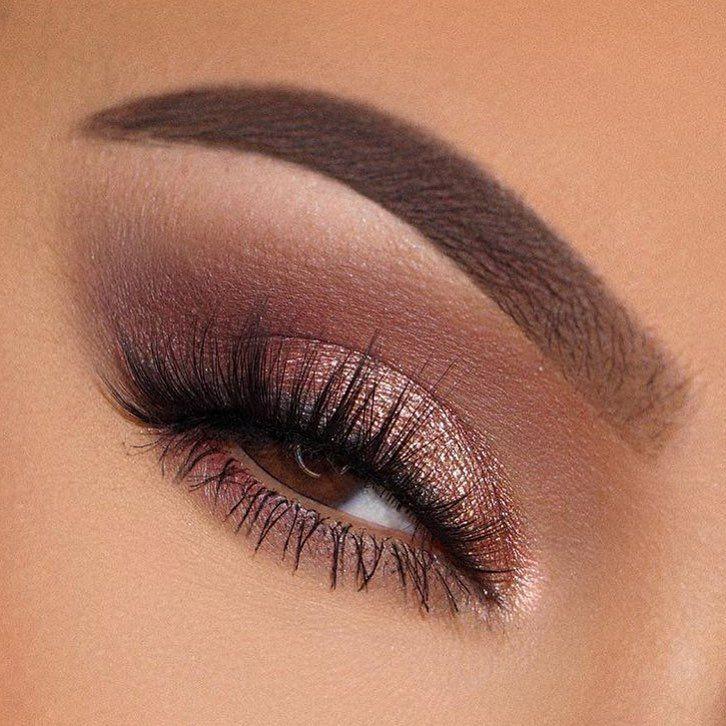 макияж в картинках коричневые тени научился сам запрыгивать