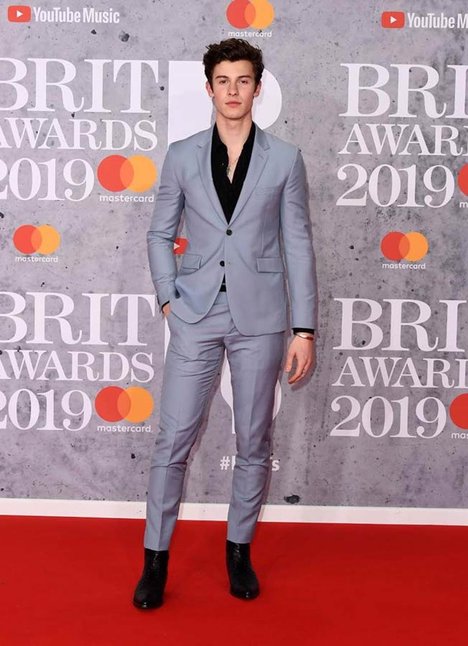 1e70448fde642 The Best-Dressed Attendees From The 2019 Brit Awards