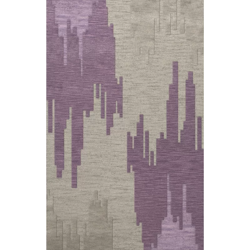 Haslett Tufted Wool Thistle Gray Rug Area Rugs Grey Area Rug Rugs