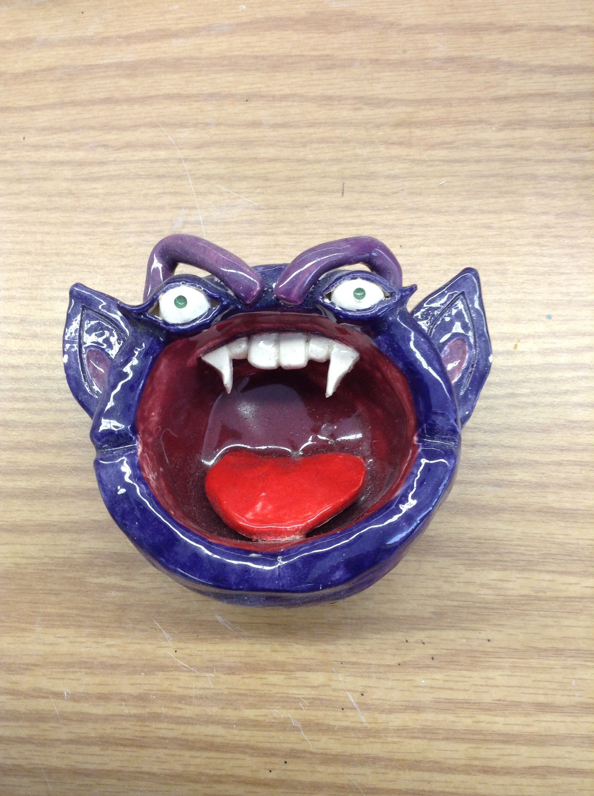 Monster Pinch Pot 3 D Middle School Lesson In 2019
