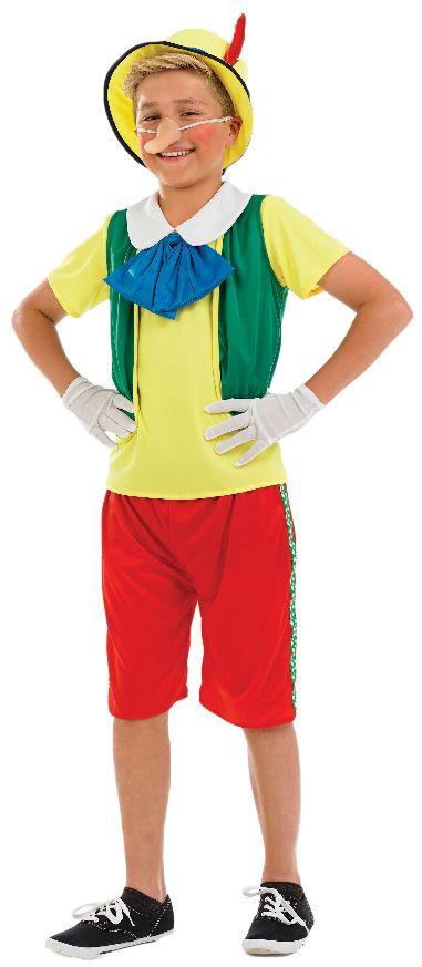 Pinocchio Puppet Child Costume