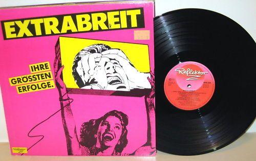 Extrabreit Ihre Grössten Erfolge LP MINT (mit Bildern