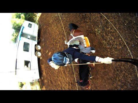 Bow Cam - Horseback Archery Training