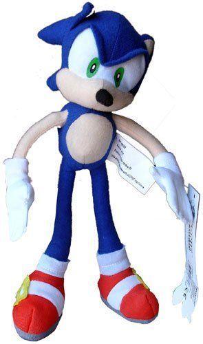 "Sonic The Hedgehog Large Plush Doll 14"" Sega Sonic Toy ..."