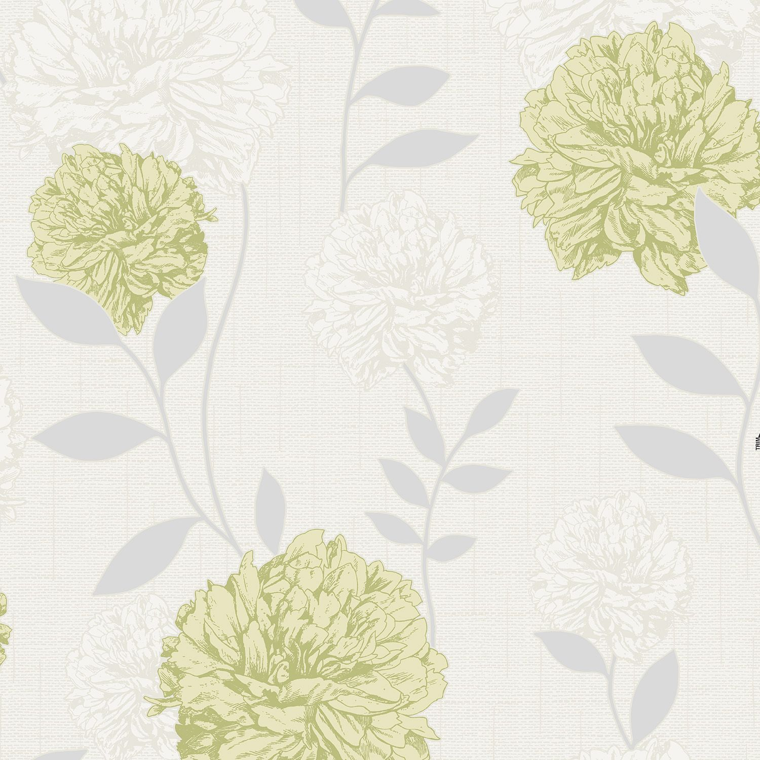 Maytime Pistachio Wallpaper By Crown Ideas For The House