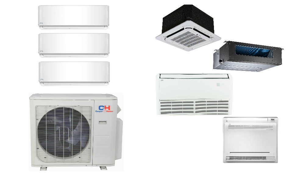 C H 3 Zone 22 Seer In Minisplitwarehouse Com We Have A Variety Of Split Air Conditioners For Sale C H Heat Pump Air Conditioner Air Conditioner Units Heat Pump