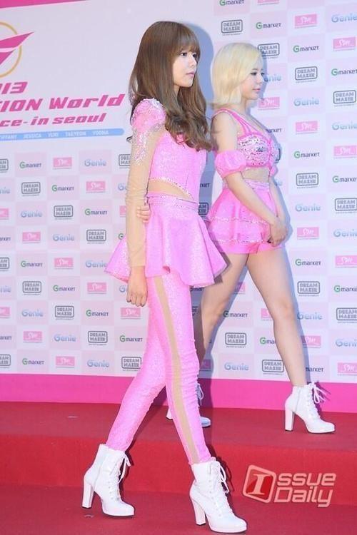 The 10 Tallest Female Idols In All Of K Pop Everyone Calls Them Visual Giants Kpop Idol Female