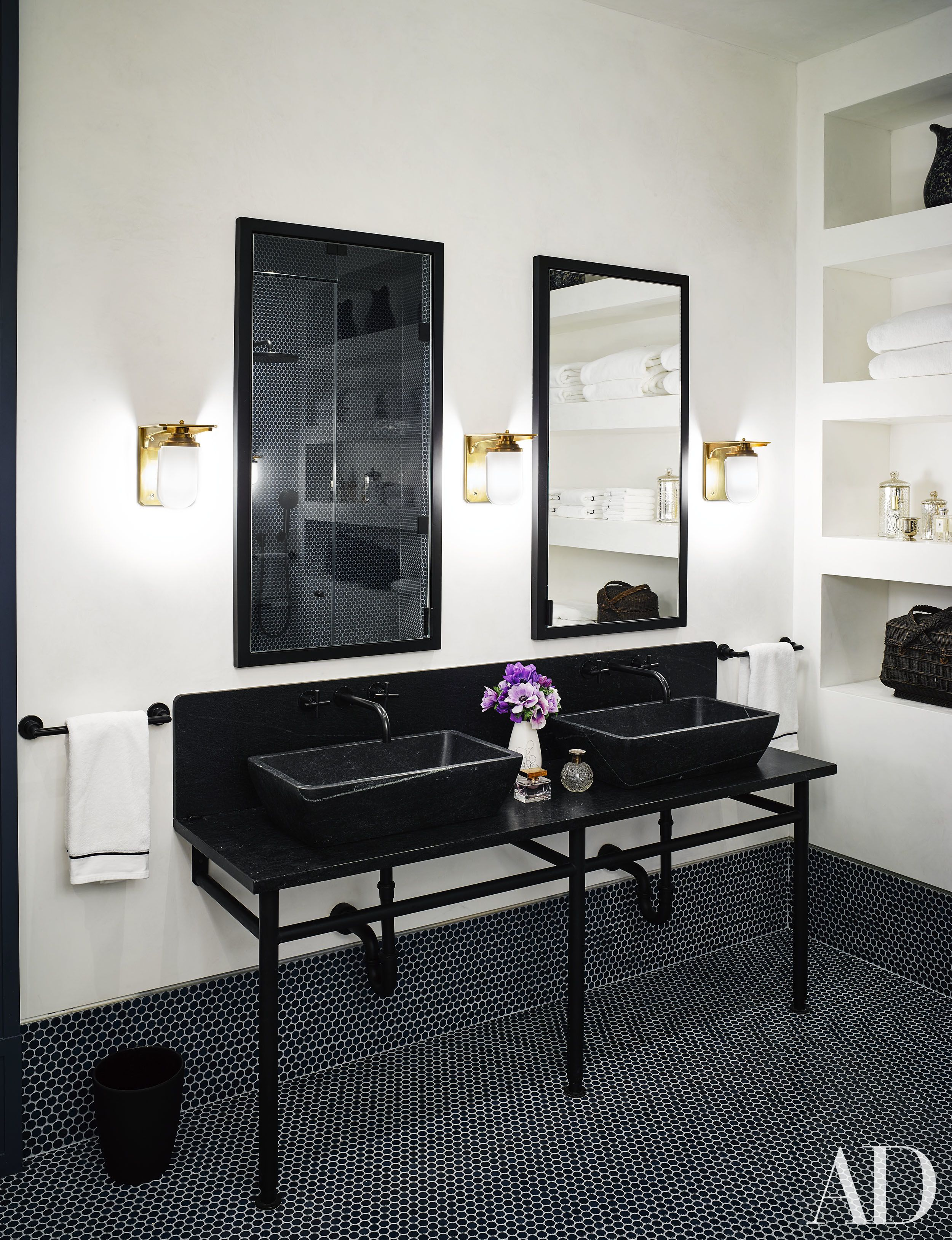 Naomi Watts And Liev Schreiber's Stunning New York City Apartment Photos   Architectural Digest