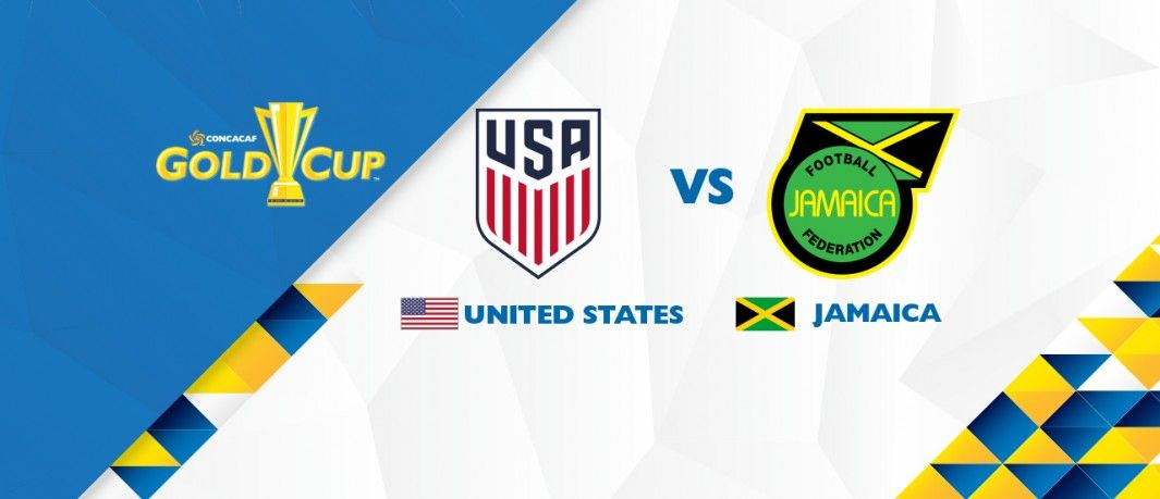 Concacaf Gold Cup Final Usa Vs Jamaica Live Stream Http Soccer Xtreamsports Us Gold Cup Cup Final Usa Gold