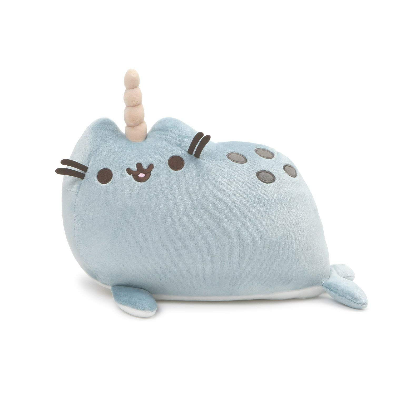 Gund Pusheen the Cat Halloween Zombie Large Plush
